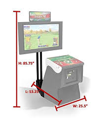 GOLDEN TEE TV STAND