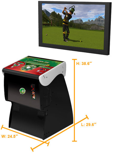 Golden Tee - Home Edition