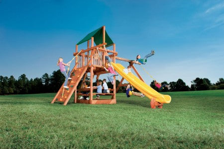 Playhouse 6 Combo 2 w/ Super Wave Slide #PH.6B