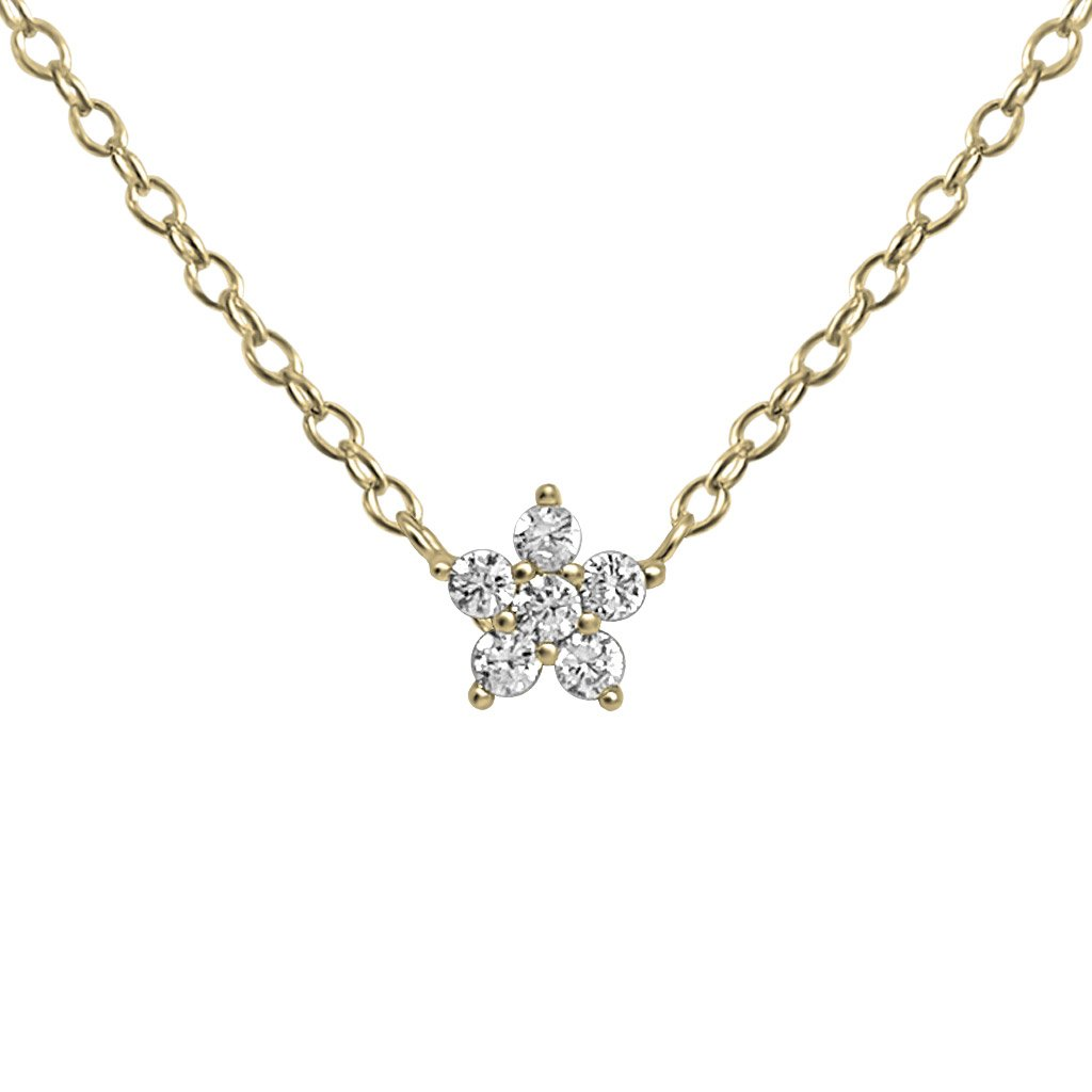 14k gold vermeil cubic zirconia stones pendant jewelry kemmi collection refined style