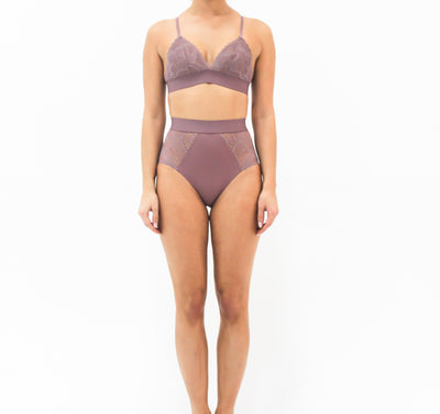 Lingerie Iris Dusty Rose Bottom