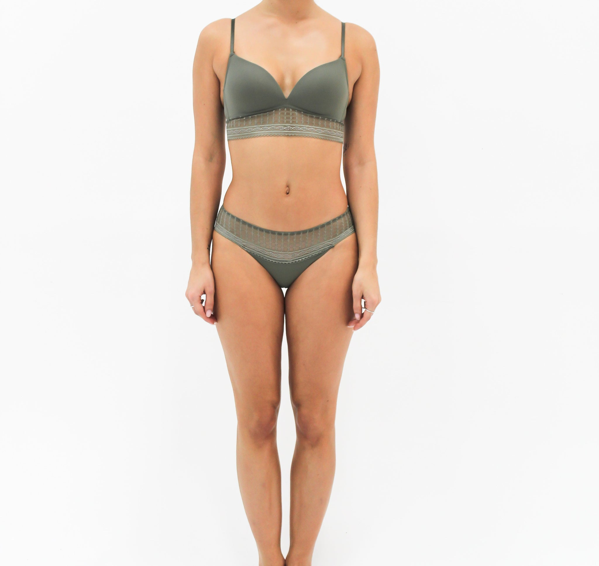 Lingerie Tabitha Olive Bottom