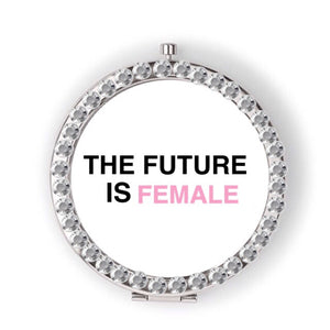 The Future is female bling - Little Miss Compact