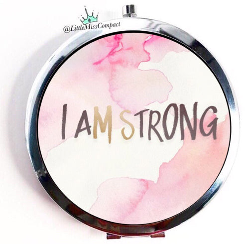 I am Strong - Little Miss Compact