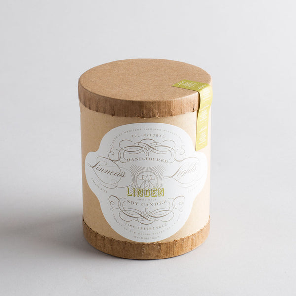 linden candle-art & decor - apothecary - candles-linnea's lights-k colette
