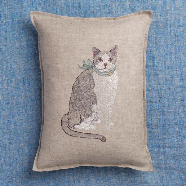 fancy cat pillow-textiles - pillows-coral & tusk-Default-k colette