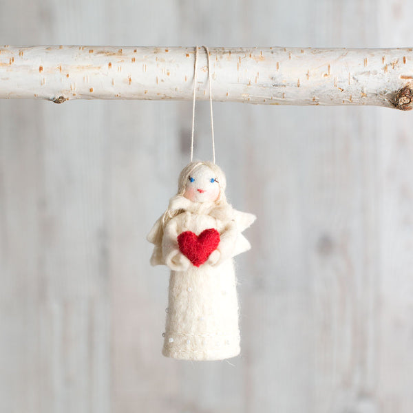 all hearts angel ornament-holiday - ornaments-craftspring-k colette