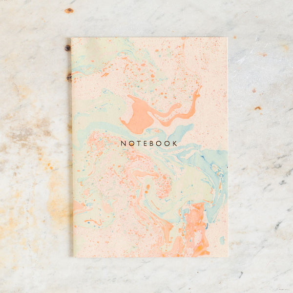 peach marbled notebook-desktop - journals-katie leamon-Default-k colette