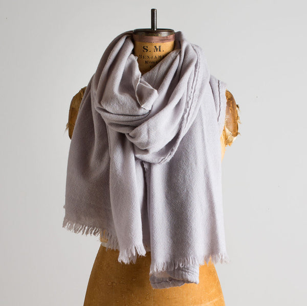 cashmere simple shawl-accessories - scarves - stylish- thank-prïvate 02 04-blue-k colette