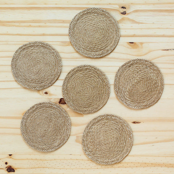 africa straw coasters, toast-kitchen & dining - bar & drinkware-guanábana-Default-k colette