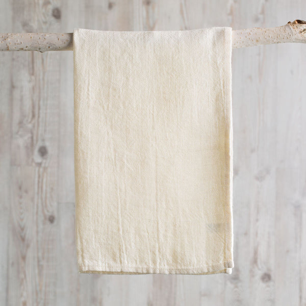 rustico linen hand towels-kitchen & dining - tea towels & aprons-linenMe-Lagoon-k colette