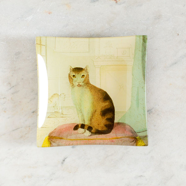 calm cat un vide poche-art & decor - decoupage-john derian-Default-k colette