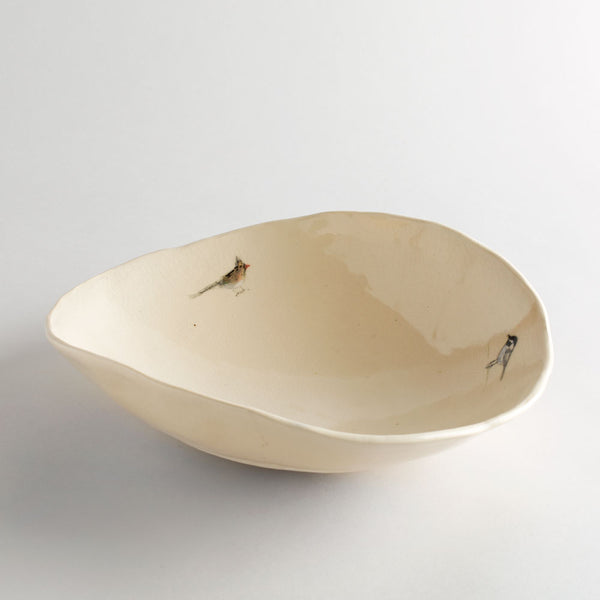 birds serving bowl-kitchen & dining - serveware-tivoli tile works-k colette