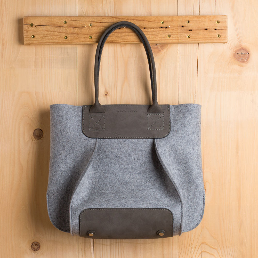 frankie tote-accessories - handbags & clutches-graf lantz-granite-petite-k colette