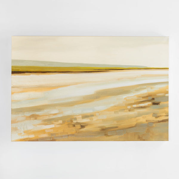 mud flats no. 2 oil painting-art & decor - paintings & prints-jill matthews-Default-k colette
