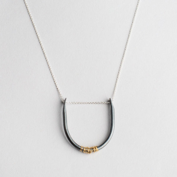 gold wrapped eden necklace-accessories - jewelry-lisa gent jewelry-k colette