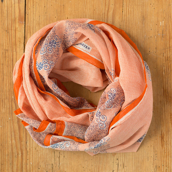 axel cotton scarf-accessories - scarves-anna kaszer-k colette