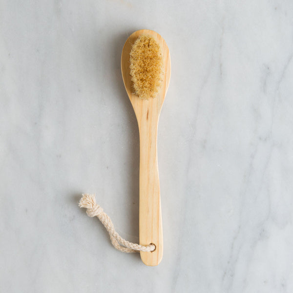 long-handled complexion brush-bed & bath - bath accessories-baudelaire-k colette