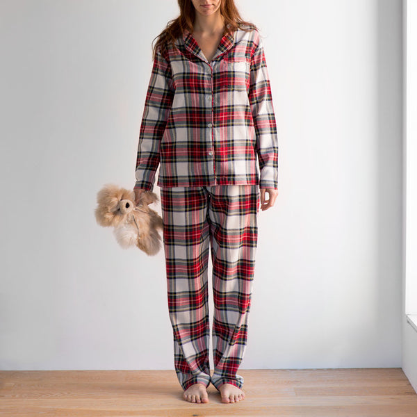 aberdeen pajama set-bed & bath - pajamas - cozy - winter-taylor linens-k colette