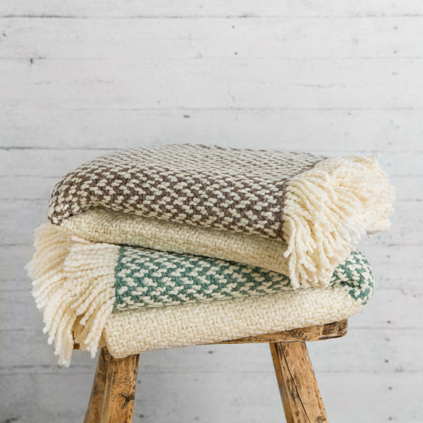 eva knit throw-textiles - throws-minna-taupe-k colette