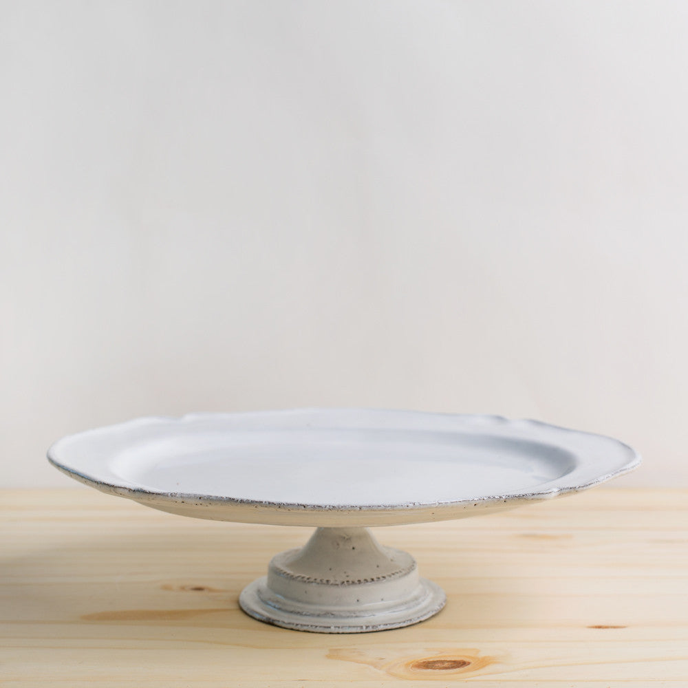 medium bac platter on stand-kitchen & dining - serveware-astier de villatte-k colette