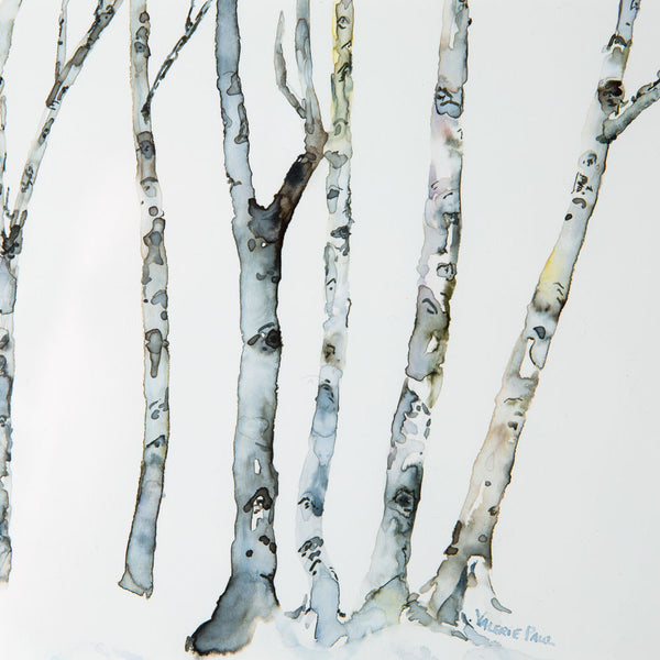 'bare trees' watercolor painting-art & decor - paintings & prints-valerie paul-Default-k colette