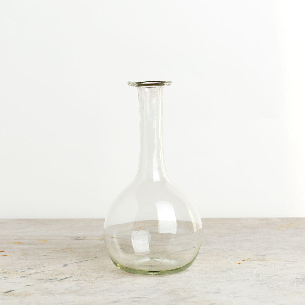 blown glass florida bottle-art & decor - vases-la soufflerie-k colette