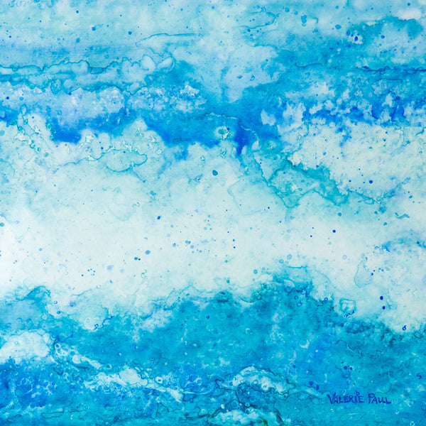 'surf' watercolor painting-art & decor - paintings & prints-valerie paul-Default-k colette