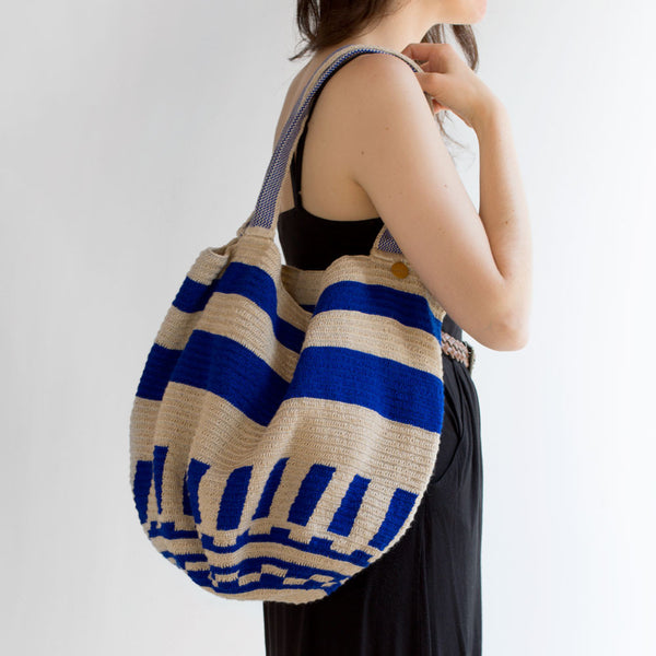 wayuu beach bag, cobalt-accessories - handbags & clutches-guanábana-Default-k colette