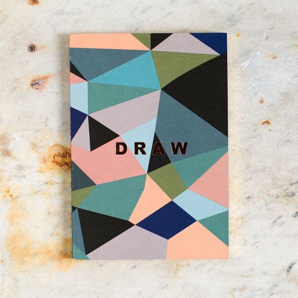 geo reversible notebook-desktop - journals - stylish-katie leamon-k colette
