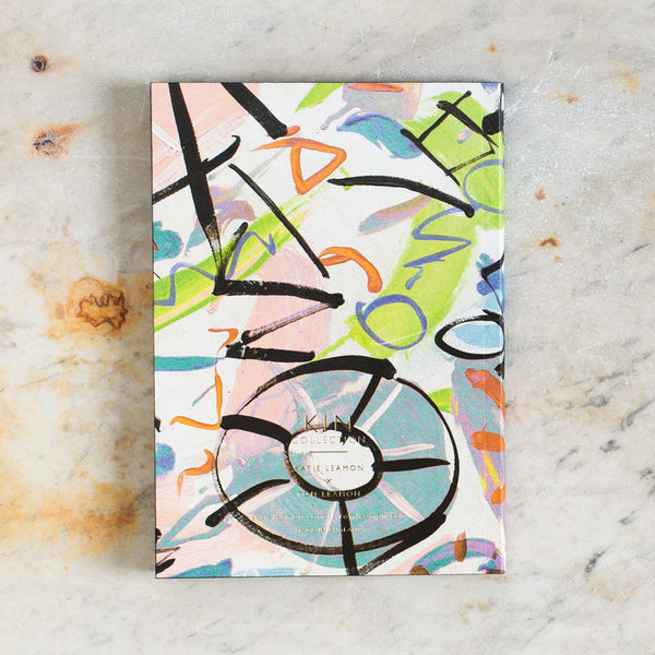 create notebook-desktop - journals - special-katie leamon-k colette