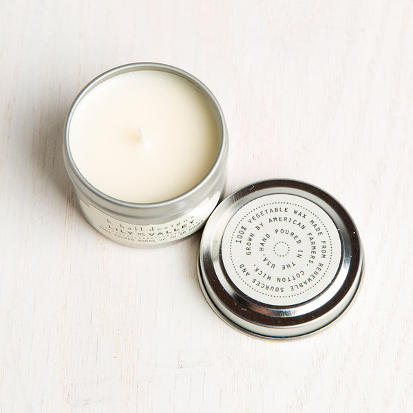 lily of the valley travel candle-apothecary - candles-k hall designs-k colette