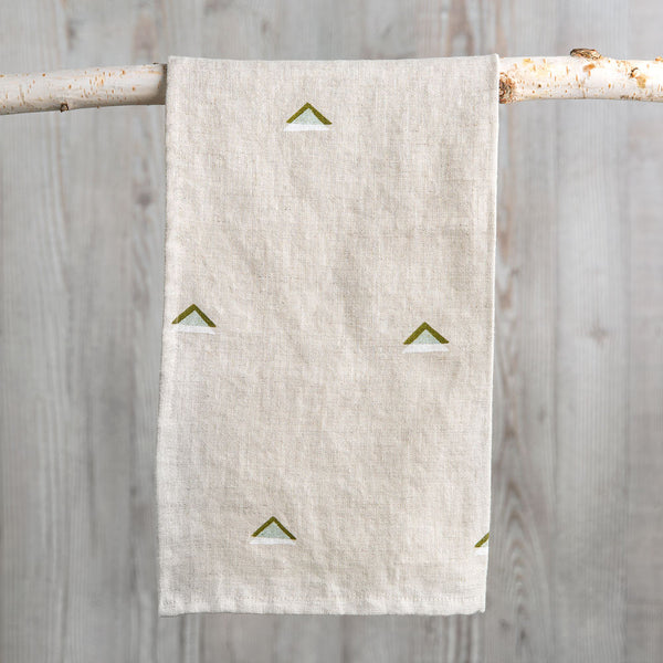yucatan tea towel-kitchen & dining - tea towels & aprons-caroline z hurley-k colette
