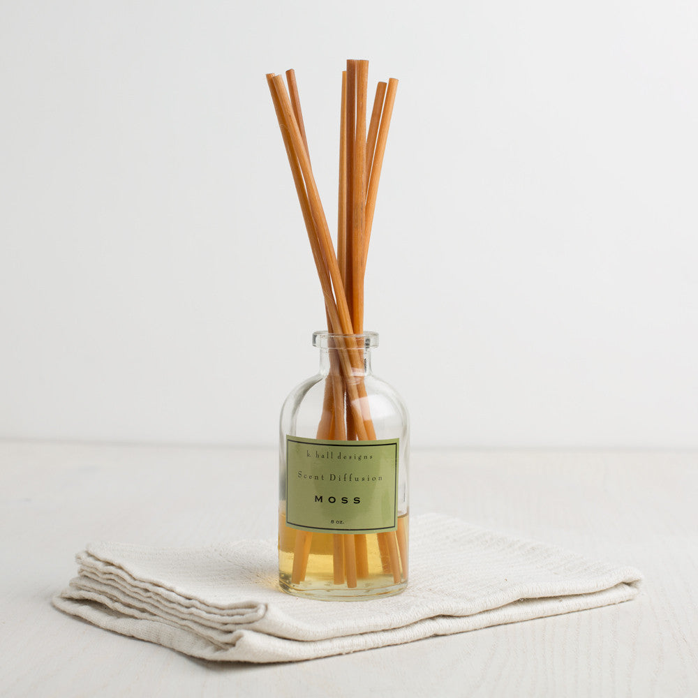 moss oil diffuser-candles - room sprays & diffusers-k hall designs-k colette