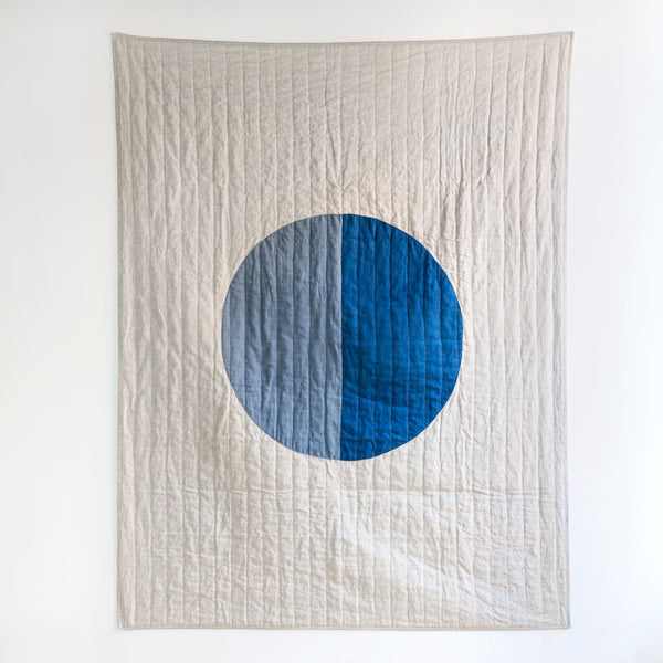 indigo moon quilt-bedroom - bedding - decor - throws-caroline z hurley-Default-k colette