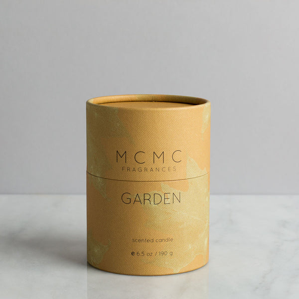 garden candle-art & decor - apothecary - candles-mcmc fragrances-k colette