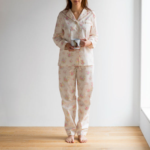 clovelly pajama set-textiles - pajamas-taylor linens-small-k colette