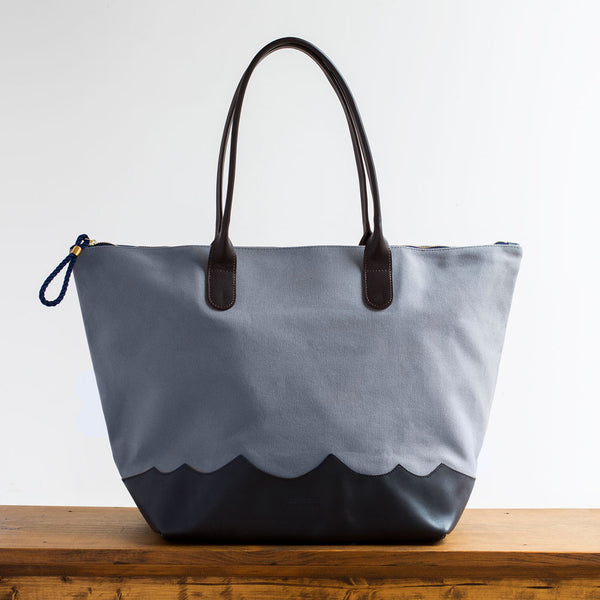 wave weekender bag, fog-accessories - handbags & clutches - maine-eklund griffin-k colette
