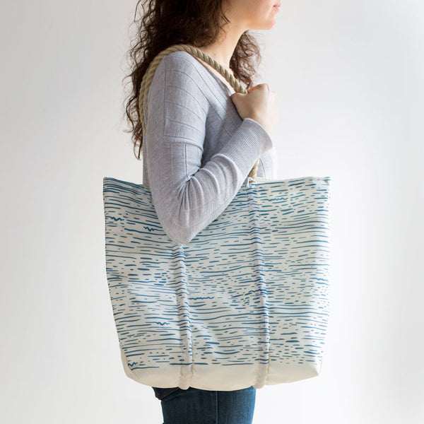 blue ripple tote-accessories - handbags & clutches-sea bags-Default-k colette