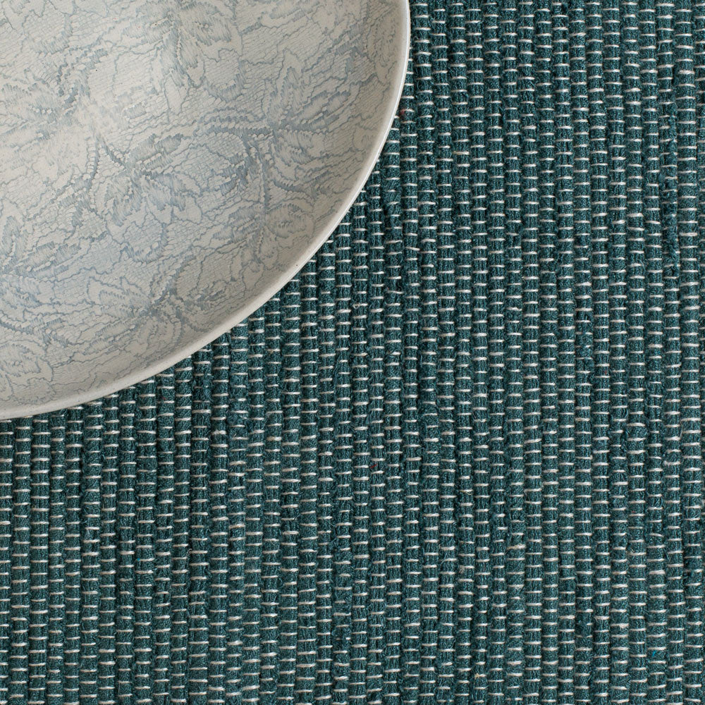 lara hand woven placemat-kitchen & dining - table linens-linenMe-balsam green-k colette