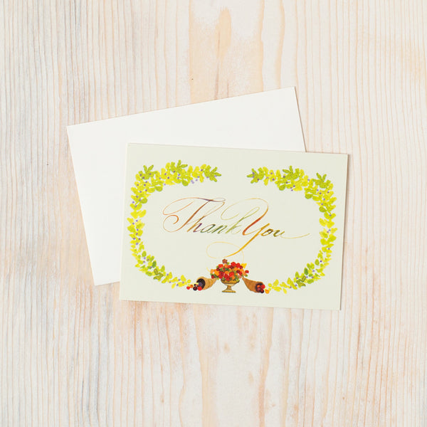 many thanks garland boxed stationery set-desktop - paper goods-felix doolittle-Default Title-k colette