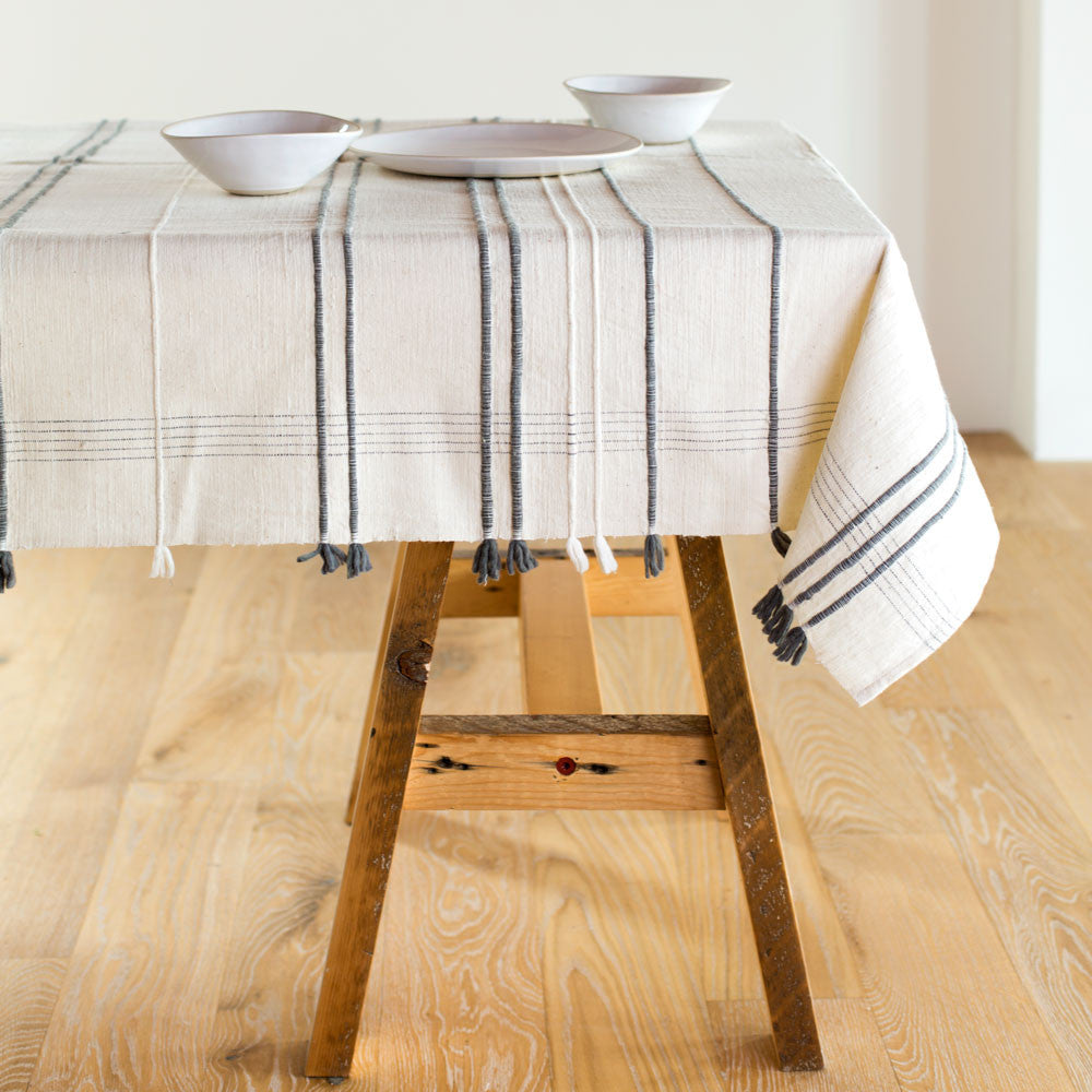 ribbon tablecloth-kitchen & dining - table linens-creative women-k colette