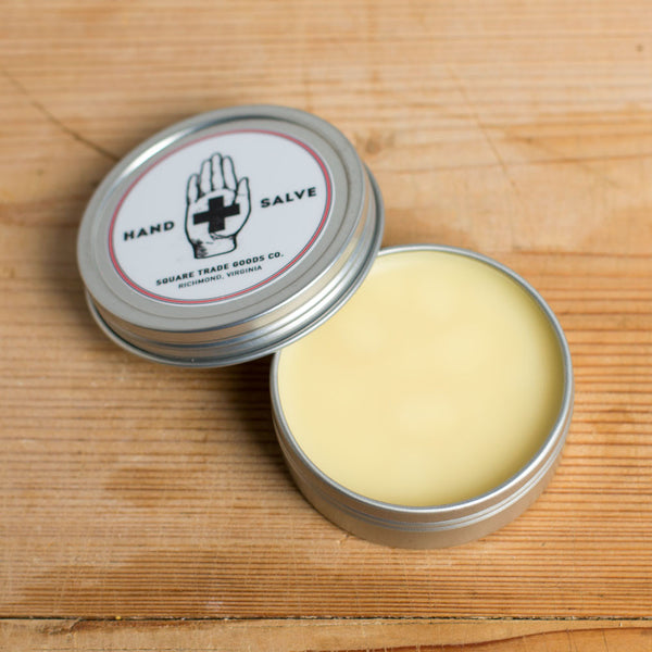 beeswax hand salve-apothecary - soaps & lotions-square trade goods co.-k colette
