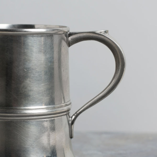 pewter tankard pint cup-kitchen & dining - bar & drinkware-match-k colette