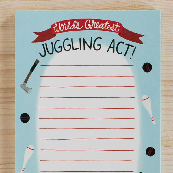 juggling act notepad-desktop - paper goods-yeppie paper-Default-k colette