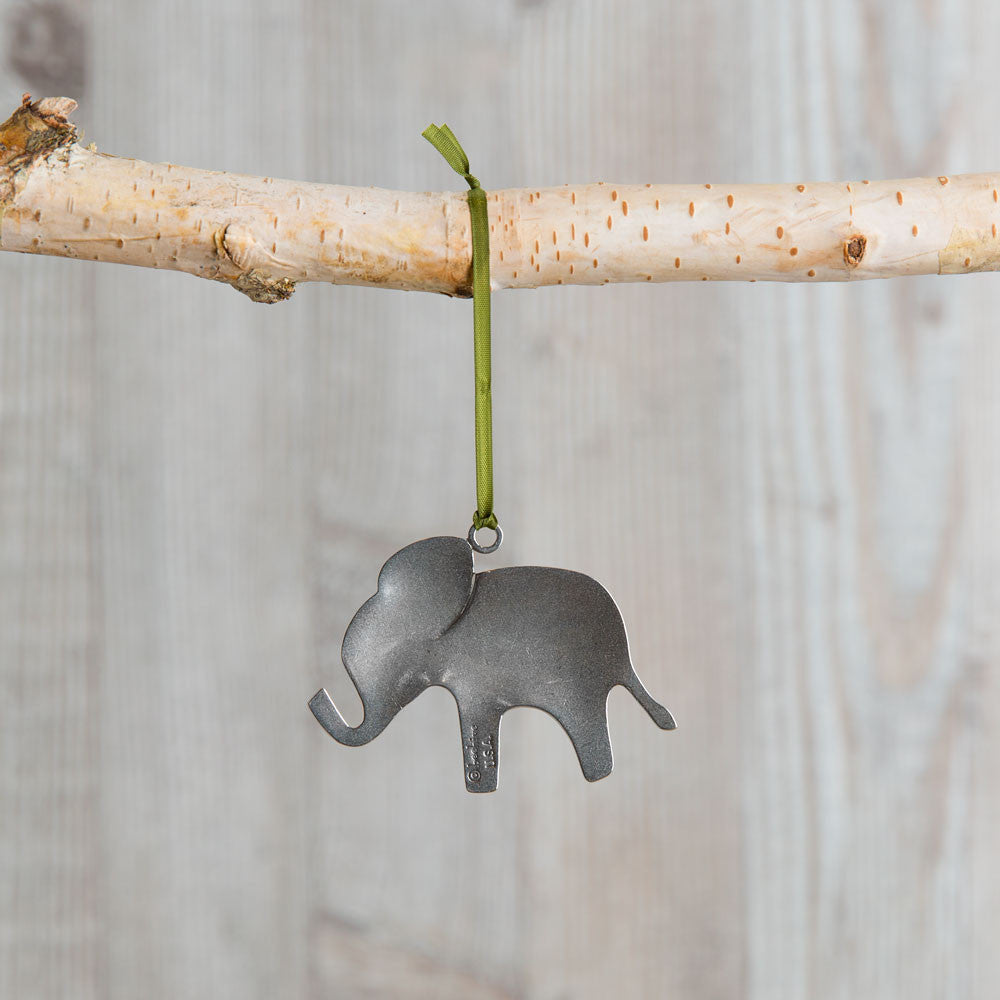 Beehive ornament - Baby S First Christmas Elephant Ornament