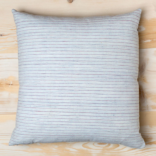 homespun linen pillow, blue-textiles - pillows - vintage textiles-luru home-Default-k colette