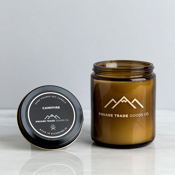 campfire candle-apothecary - candles-square trade goods co.-k colette