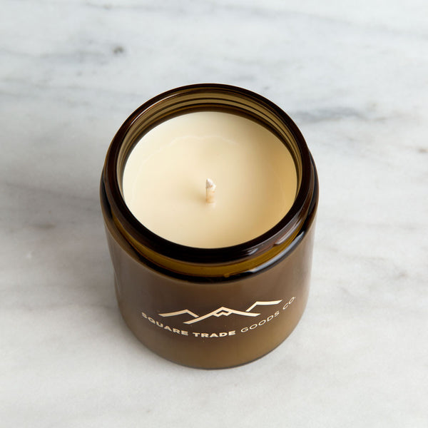 grass & cedar candle-apothecary - candles-square trade goods co.-k colette