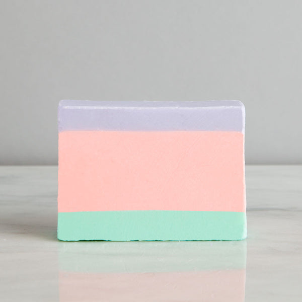 espirit de peach bar soap-apothecary - soaps & lotions - maine-wary meyers-k colette